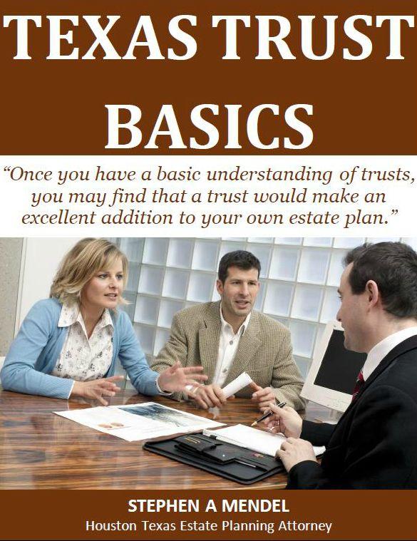 Texas Trust Basics