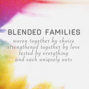 Quote about Blended Families