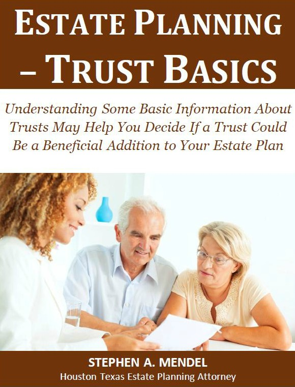 Estate Planning - Trust Basics