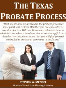 The Texas Probate Process