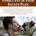 Including the Family Pet in Your Estate Plan