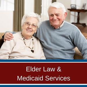 Elder Law & Medicaid Services