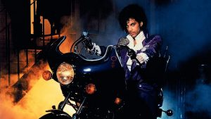 Prince on Purple Rain Album