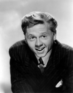 Mickey Rooney, Actor
