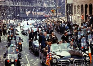Apollo 11 return parade